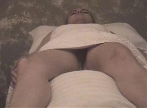 Masseuse lets husband film girl getting massage