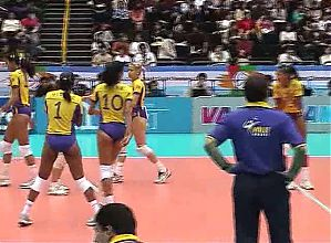 Why We Love Brazilian Volleyball