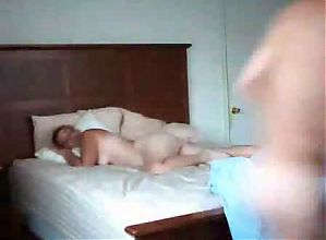 Son Films Himself Fucking His Stepmum - Hidden Cam