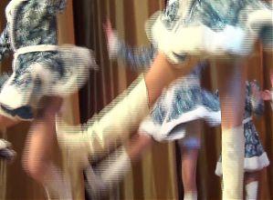 dance show girls Russian theater