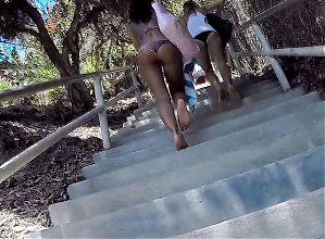 Bikini Stair Workout