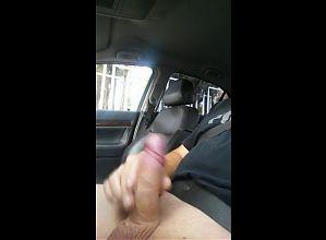 Flash en voiture